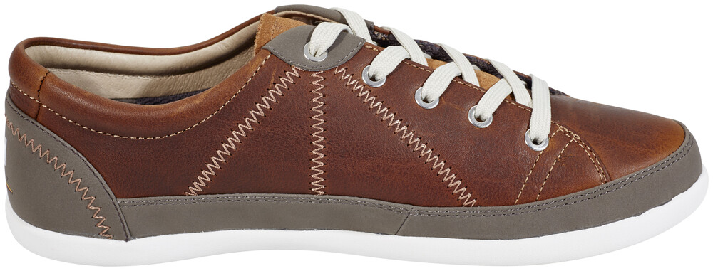 Helly Hansen Strandaberg Shoes Women tabacco brown / off white / falcon US 6,5